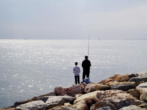 Pack pêche père et fils