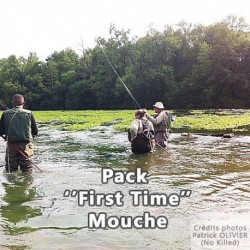 "Pack ""First Time"" Mouche"