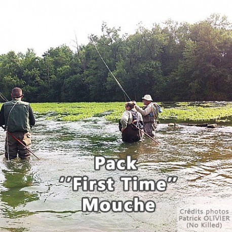 Pack First Time Mouche