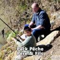 Pack pêche Père & Fils