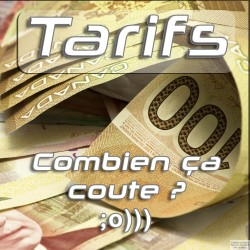 Prestations/tarifs