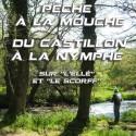 """Pêche à la mouche du """" Castillon """" à la nymphe sur """" L'Éllé """" et """" Le Scorff """""""
