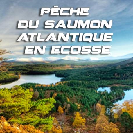 Pêche du saumon atlantique en Ecosse